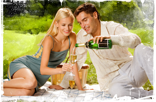 how to have a romantic picnic